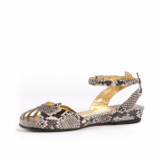 Kitty Margaux Python Natural Terry de Havilland 4