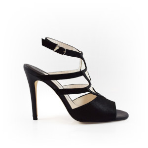 LIGHTNING SANDAL BLACK 1