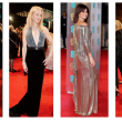 Metallic shines through at the BAFTAS